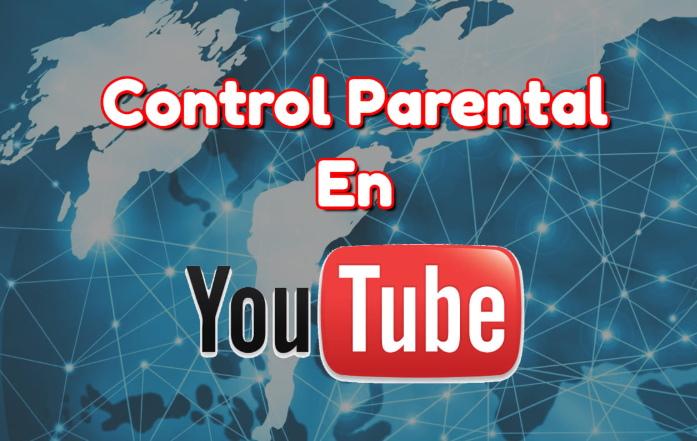 control parental en youtube