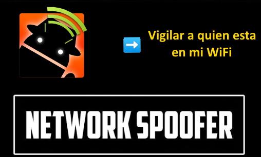 netwok spoofer