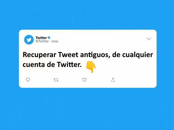 buscar tweet por palabra